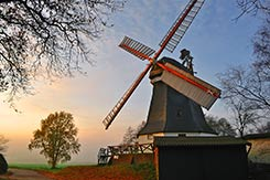 Windmühle in Worpswede